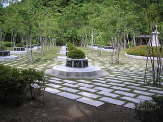 角田山妙光寺 永代供養墓